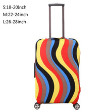 Load image into Gallery viewer, New Travel Suitcase Protective Cover For 18-28inch Luggage.-EthioTELL
