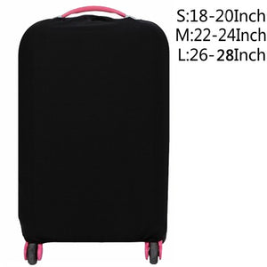 New Travel Suitcase Protective Cover For 18-28inch Luggage.-EthioTELL
