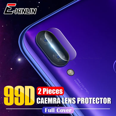 Back Camera Lens Protector Tempered Glass-Accessories-EthioTELL