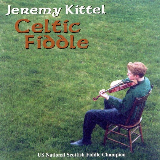 CELTIC FIDDLE - CD