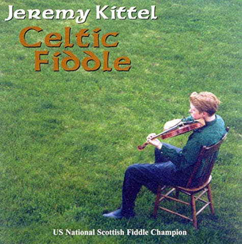 Celtic Fiddle - Digital (2000)