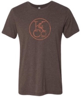 Kittel & Co. T-Shirt -Brown