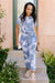 Tie Dye Blues Jumpsuit