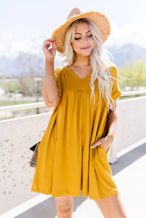 Cute & Comfortable Dress In Dijon