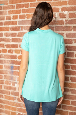High Neck Open Top - DCB Size Small