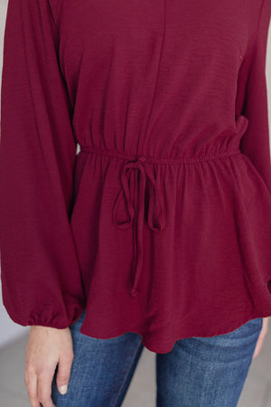 Annalise Berry Blouse