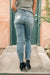 Judy Blue Holier Than Thou Destroyed Boyfriend Jeans - DCB Size 13/31 & 15/32