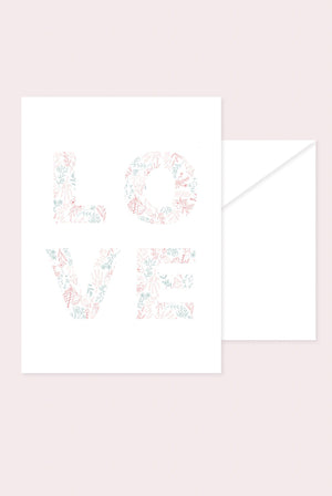 Valentines Day Cards (Set of 5 w/ Envelopes)