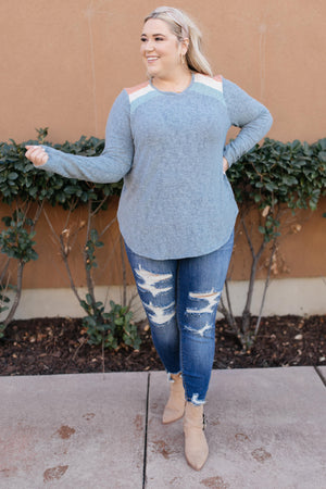 The Everything Nice Top in Mint