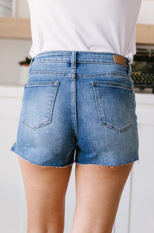 Judy Blue Tulip Shorts