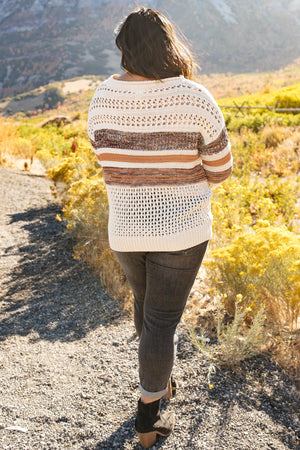 Uniquely Designed Sweater Tunic