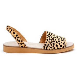 Matisse Calm Sandal in Cheetah