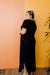 Don't Give Me Any Lip Maxi In Black - DCB Size Small