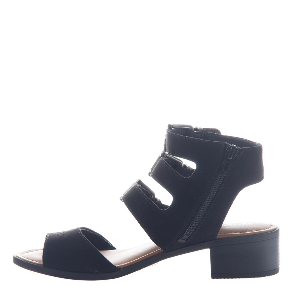MADELINE GIRL - DRAGON FLY in BLACK Sandals