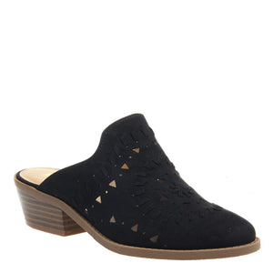 MADELINE GIRL - HOWDY in BLACK Mules