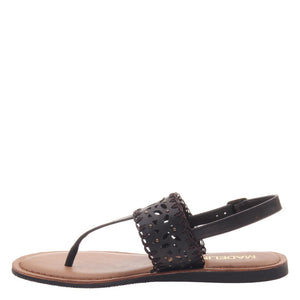 MADELINE GIRL - ICON in WALNUT Flat Sandals