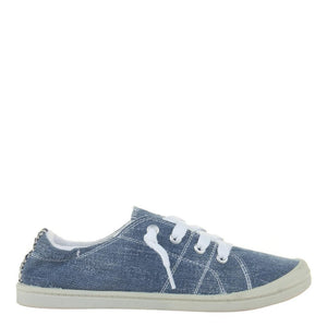 MADELINE GIRL - JELLY BEAN in BLUE DENIM Sneakers
