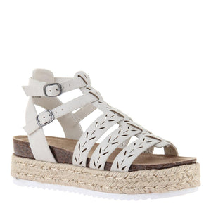 MADELINE GIRL - KINDRED in CHAMOIS Wedge Sandals