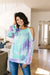 Make A Splash Tie Dye Top
