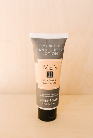 Men's Modern & Masculine Lotion