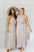 Midsummer Nights Dream Maxi Dress - DCB Size Large