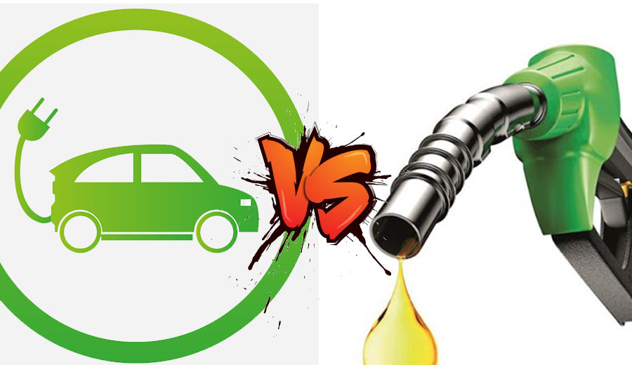 Should you rent a Petrol or Hybrid Car?