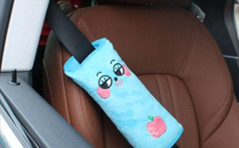 Seatbelt cushion