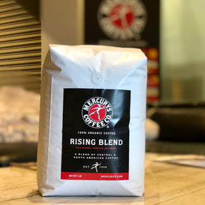 5 lb. 100% Organic Whole Bean Coffee