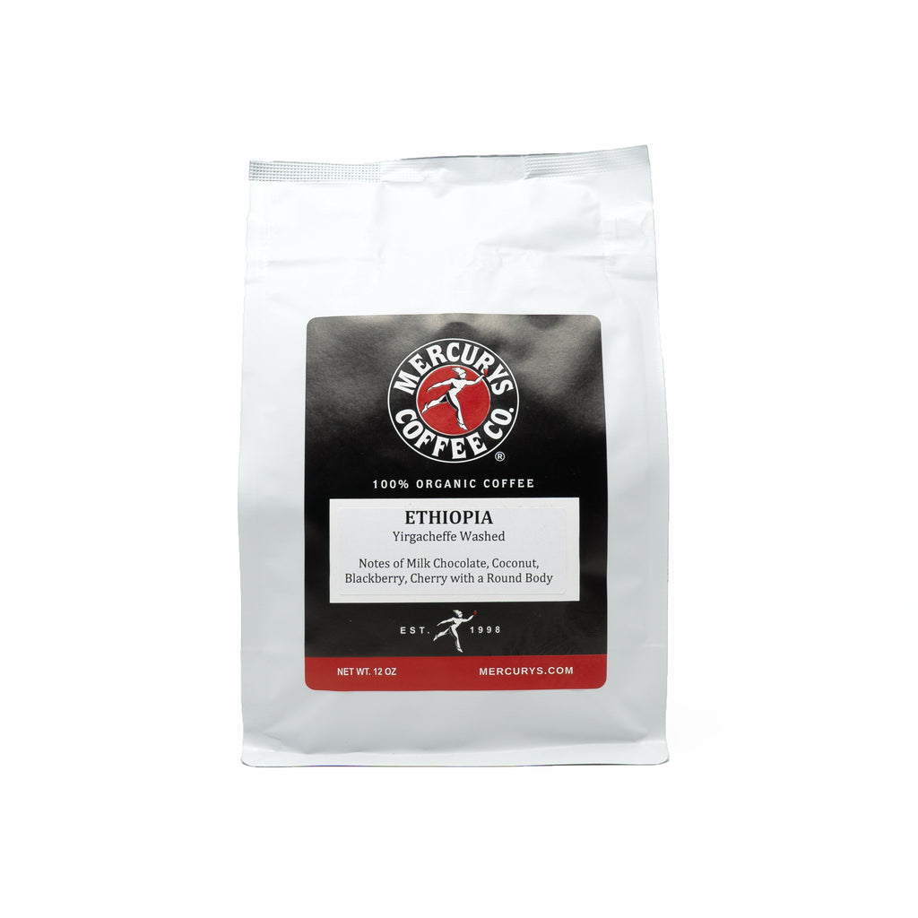 Ethiopia Yirgacheffe Washed (12 oz.)
