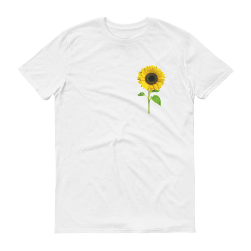 WILDFIRE (White) - Short-Sleeve T-Shirt