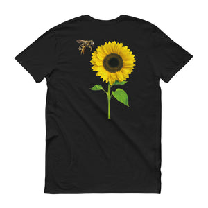 WILDFIRE (Black) - Short-Sleeve T-Shirt