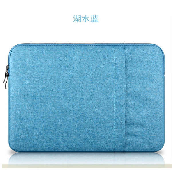 "Laptop bag Sleeve Case For Laptop 11"",12"",13"",14"",15 inch, Bag For Macbook Air Pro 13.3"",15.4""Waterproof Zipper Notebook bag"
