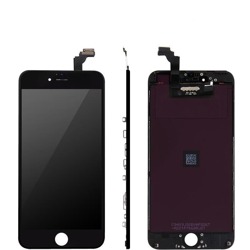 LCD Set For iPhone 5 5s 5c LCD Display Module Touch Screen Digitizer Replacement Glass Clone Phone LCD Screen A+ Quality