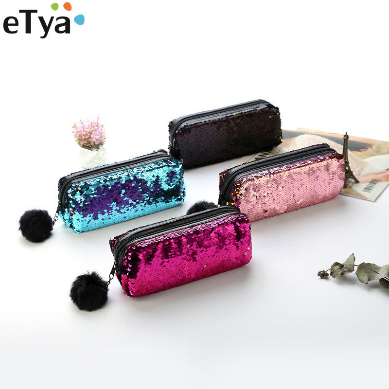 Cosmetic Bag for Make Up Women Travel
