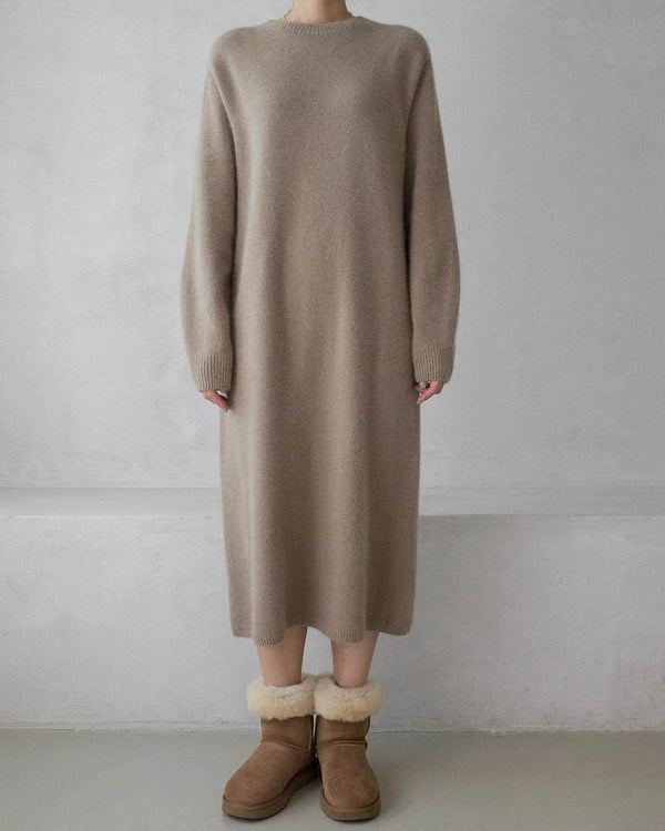 SANNA NY COZY KNIT DRESS