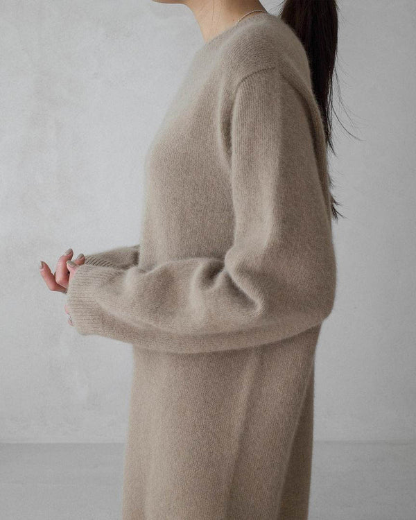 Cozy Knit Dress