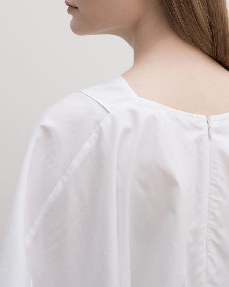 Lowe Blouse White