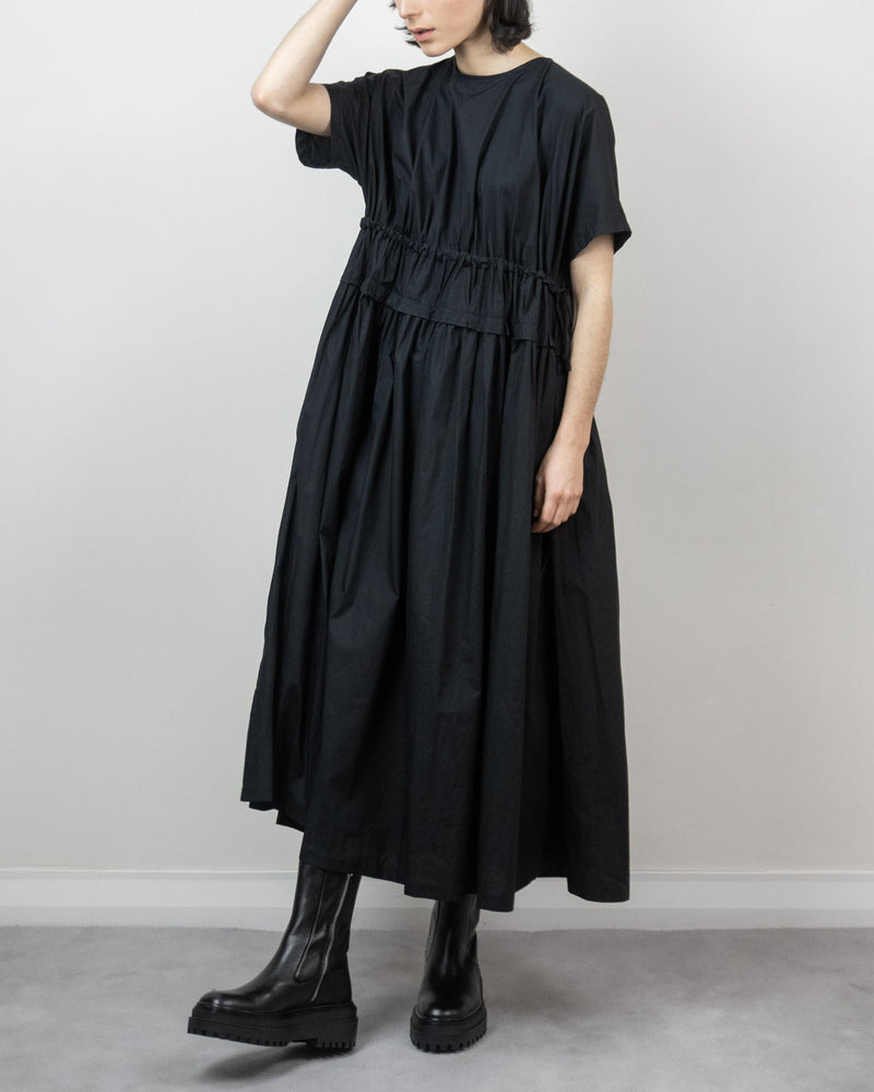 Sanna NY Beck Pleated Dress