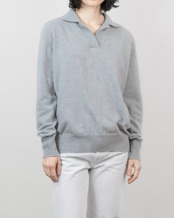 Sanna NY Collar Lightweight Wool Knit