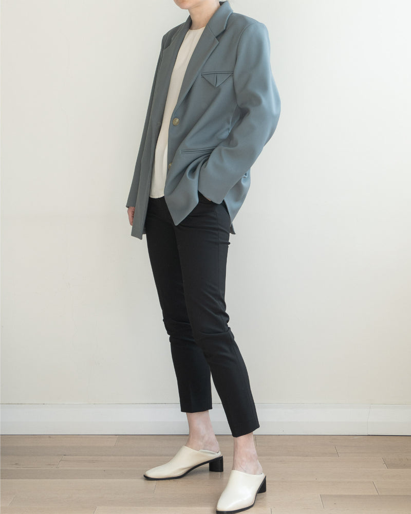 POINTED POCKET BLAZER