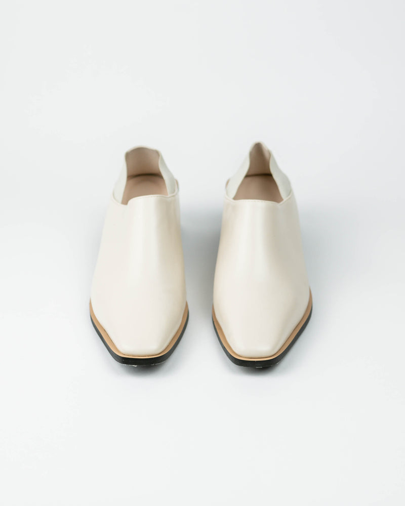 Darcy Loafer Ivory