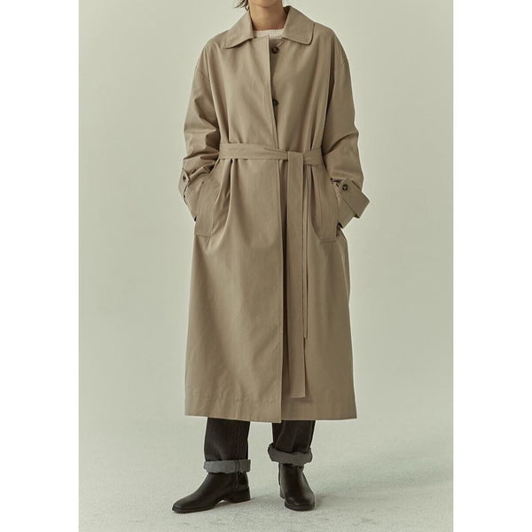 Delaney Trench Beige