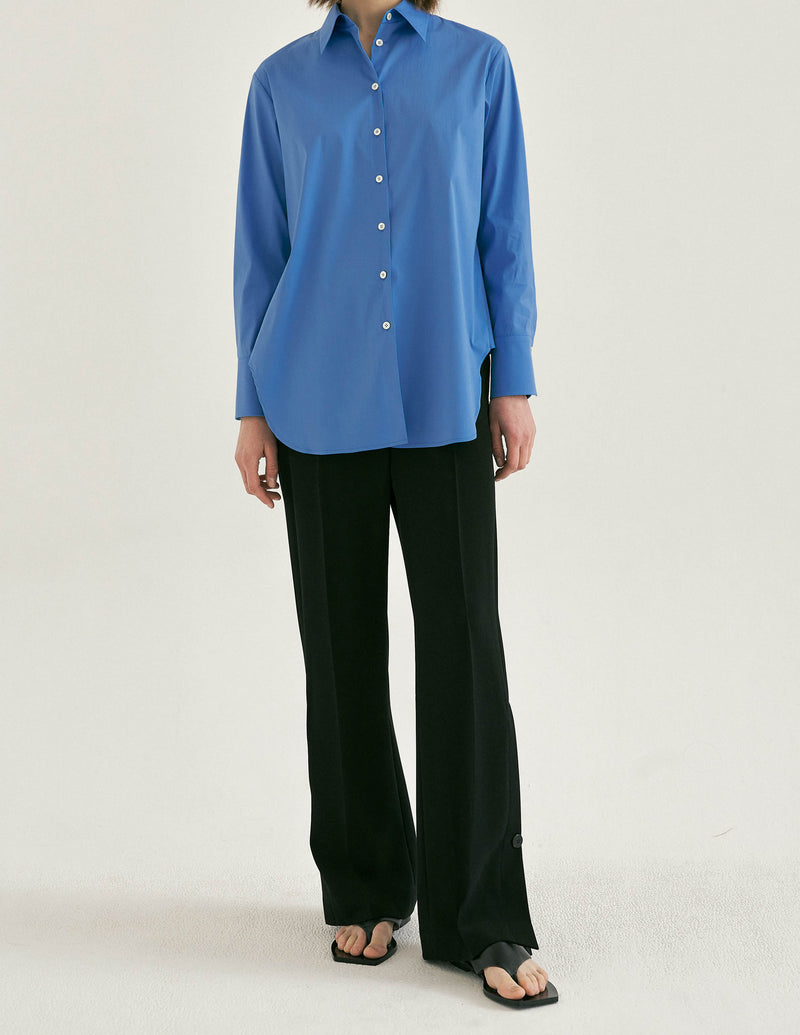 Sanna NY Vented Buttoned Trousers