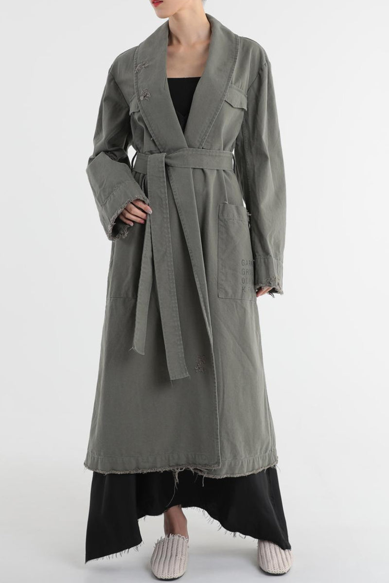 Joanie Long Field Jacket
