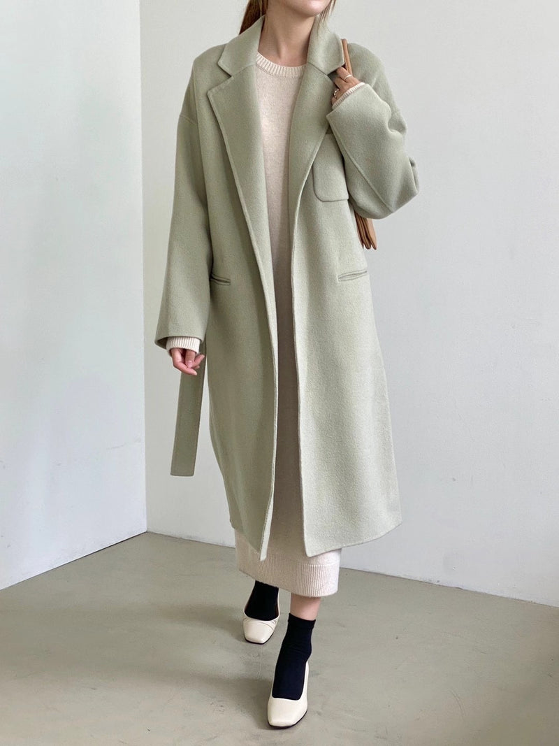 Bea Wool Overcoat