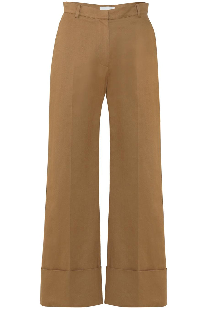 Kai Wide Cuffed Pants