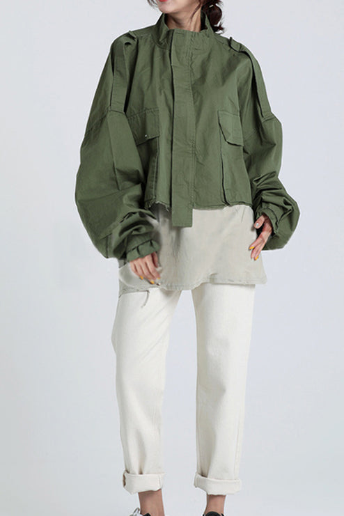 Kitta Crop Utility Jacket