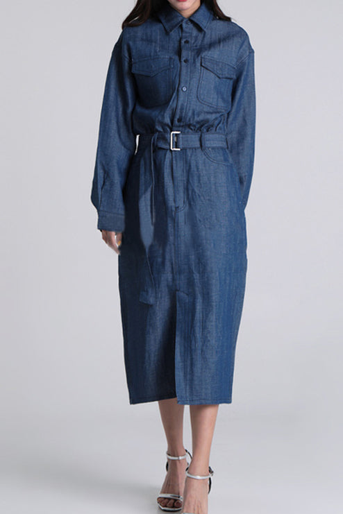 Sanna NY Stella Denim Dress