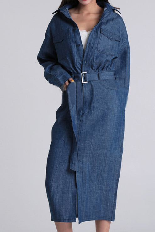 Stella Denim Dress