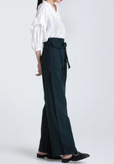 Zoe Paperbag Trousers